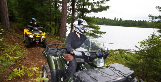 Getting Started on ATVing in Ontario—Buying a Vehicle, Insurance, Permits and Regulations