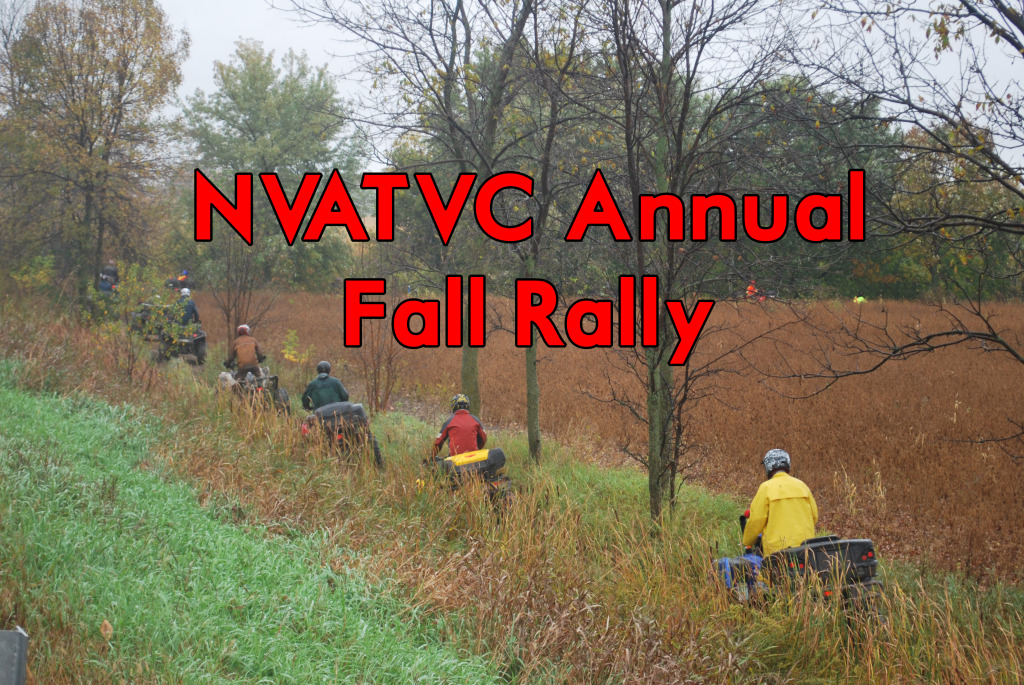 NVATVC Fall Rally