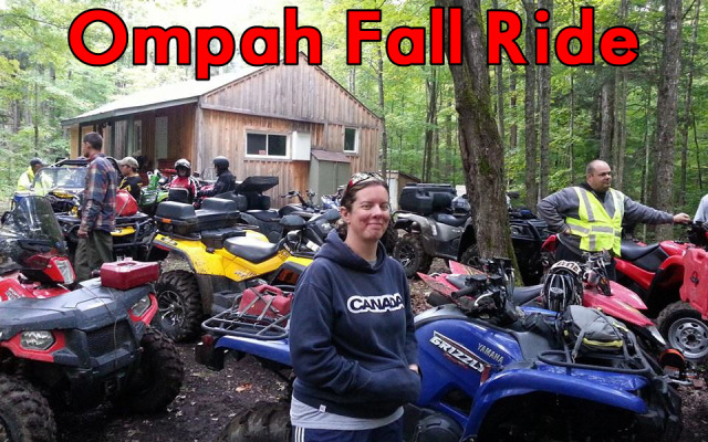Ompah Fall Ride