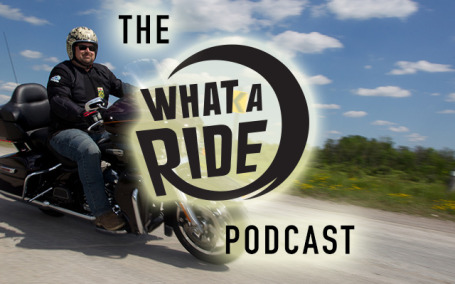 Season 1, Episode 1: This is the End. Of Motorcycling Season.