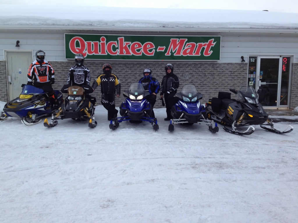 Quickee mart picture store riders