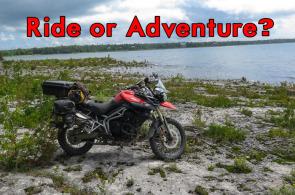 Ride of Adventure Cover