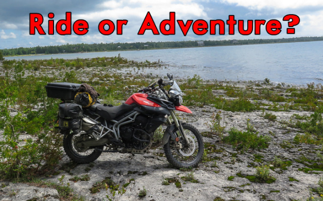Ride or Adventure