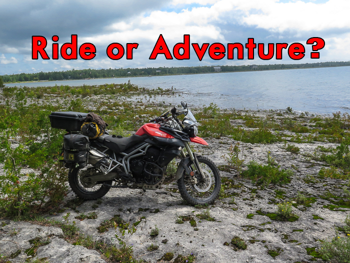 Ride of Adventure Cover