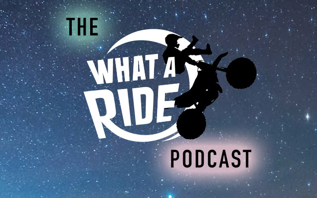 The What A Ride Podcast: Season 1, Episode 3