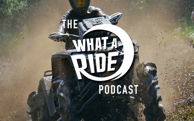 The What A Ride Podcast: Season 1, Episode 2