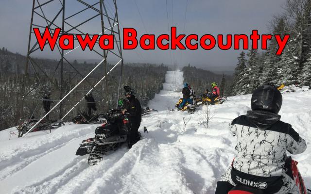 Wawa Backcountry