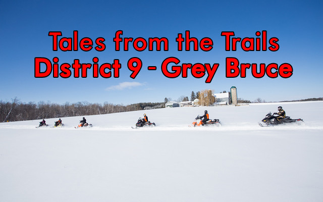 Tales from the Trails—District 9 – Grey Bruce