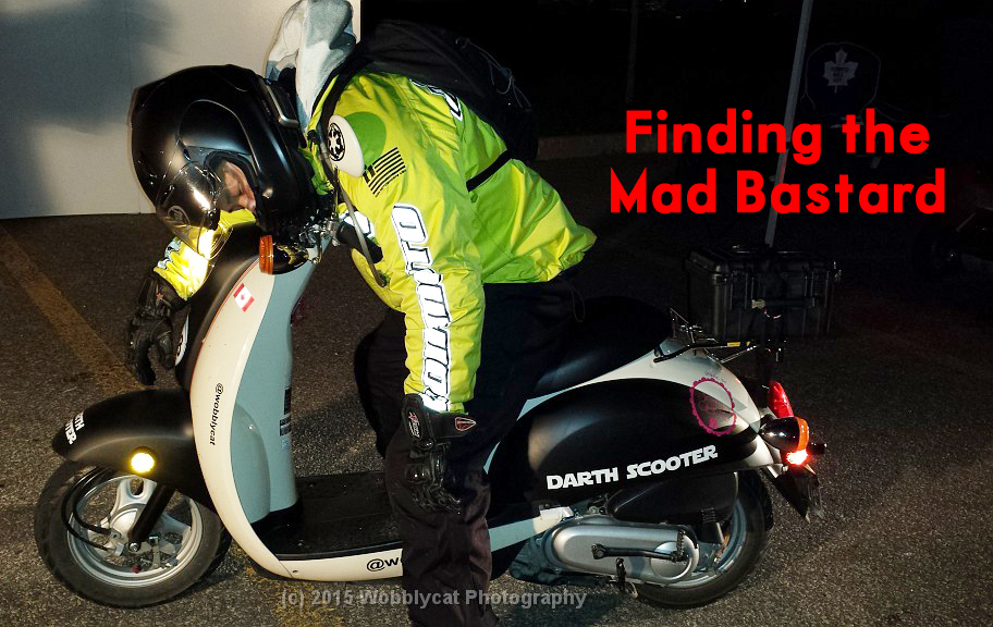 Finding the Mad Bastard