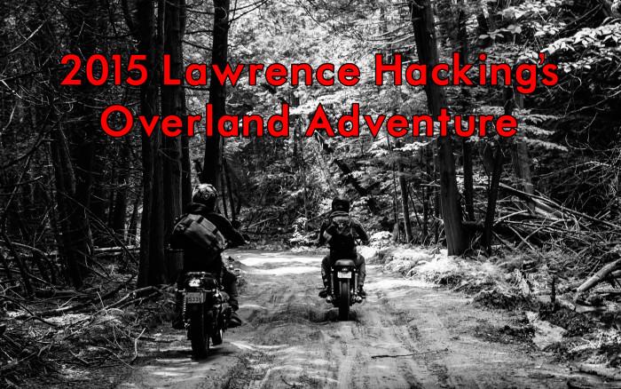 Overland Adventure Rally 2015