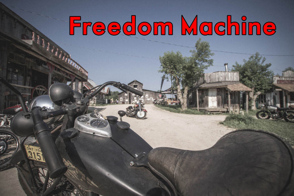 Freedom Machine cover