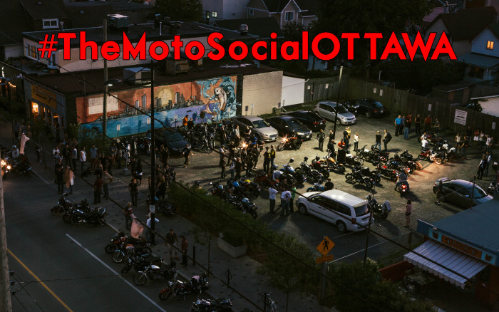 #TheMotoSocialOTTAWA – Toronto to Ottawa & Making New Friends in Our Capital City