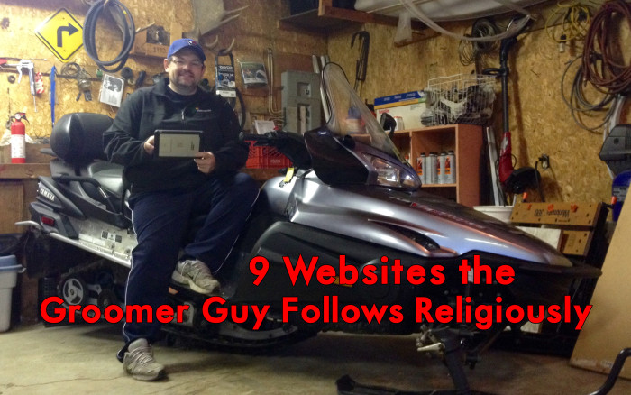 9 Websites the Groomer Guy Follows Religiously