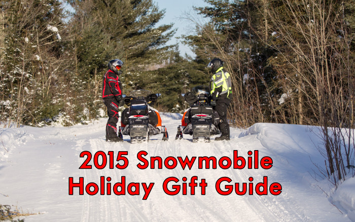 Ontario Snowmobilers Holiday Gift Guide