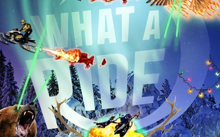 The What A Ride Podcast: Season 2, Episode 2 – Christmas!