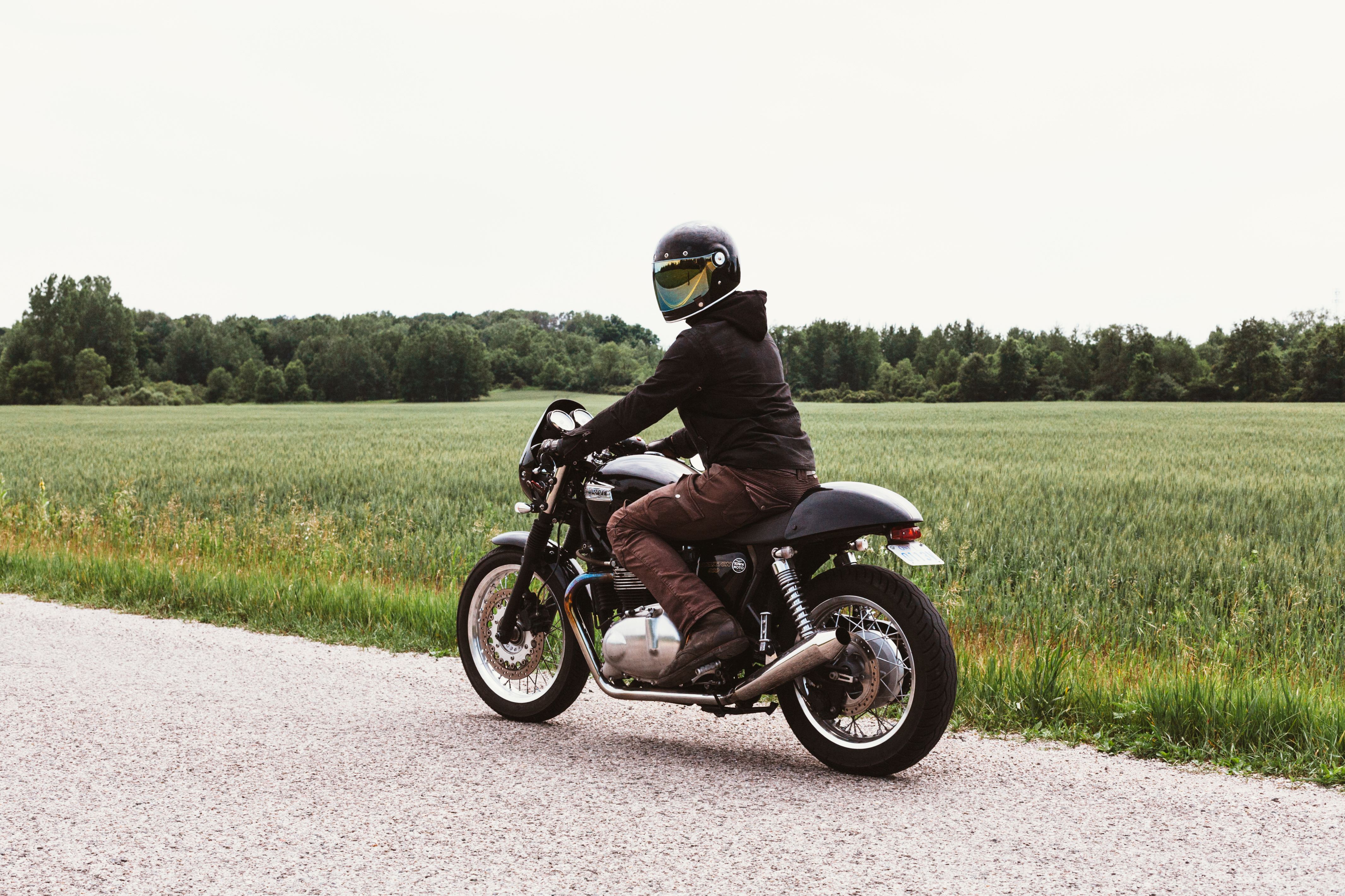 Bmw London Ontario >> Food, Friends and Motorcycles—Filming an Episode of Dead Set on Life with Celebrity Chef Matty ...