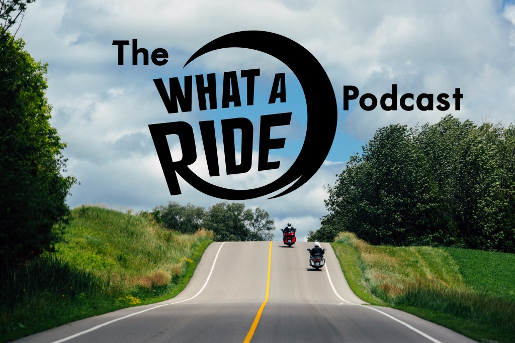 WAR Podcast - Why We Ride