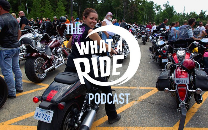 The What A Ride Podcast – The Inner Circle